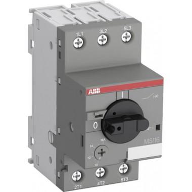 ABB Wyłącznik silnikowy MS116-4