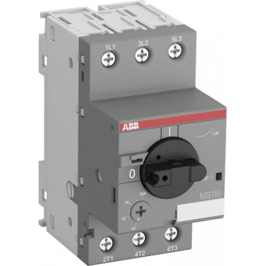 ABB Wyłącznik silnikowy MS116-6