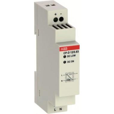 ABB Zasilacz impulsowy CP-D 24/0.42 wej: 100-240VAC wyj: 24VDC/0.42A 1SVR427041R0000