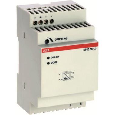ABB Zasilacz impulsowy CP-D 24/1.32 wej: 100-240VAC wyj: 24VDC/1.3A 1SVR427043R0100