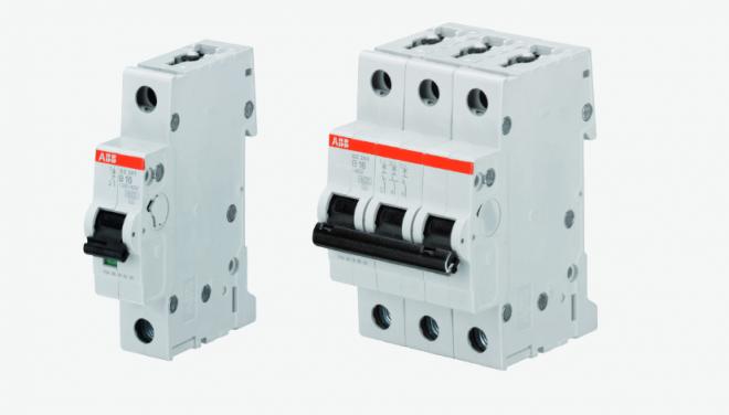 Wyłączniki nadmiarowo-prądowe SZ200 ABB