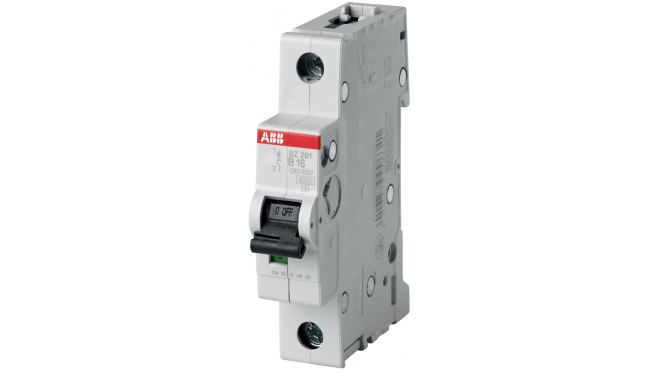 Wyłączniki nadmiarowo-prądowe ABB: Instalacja pod specjalną ochroną