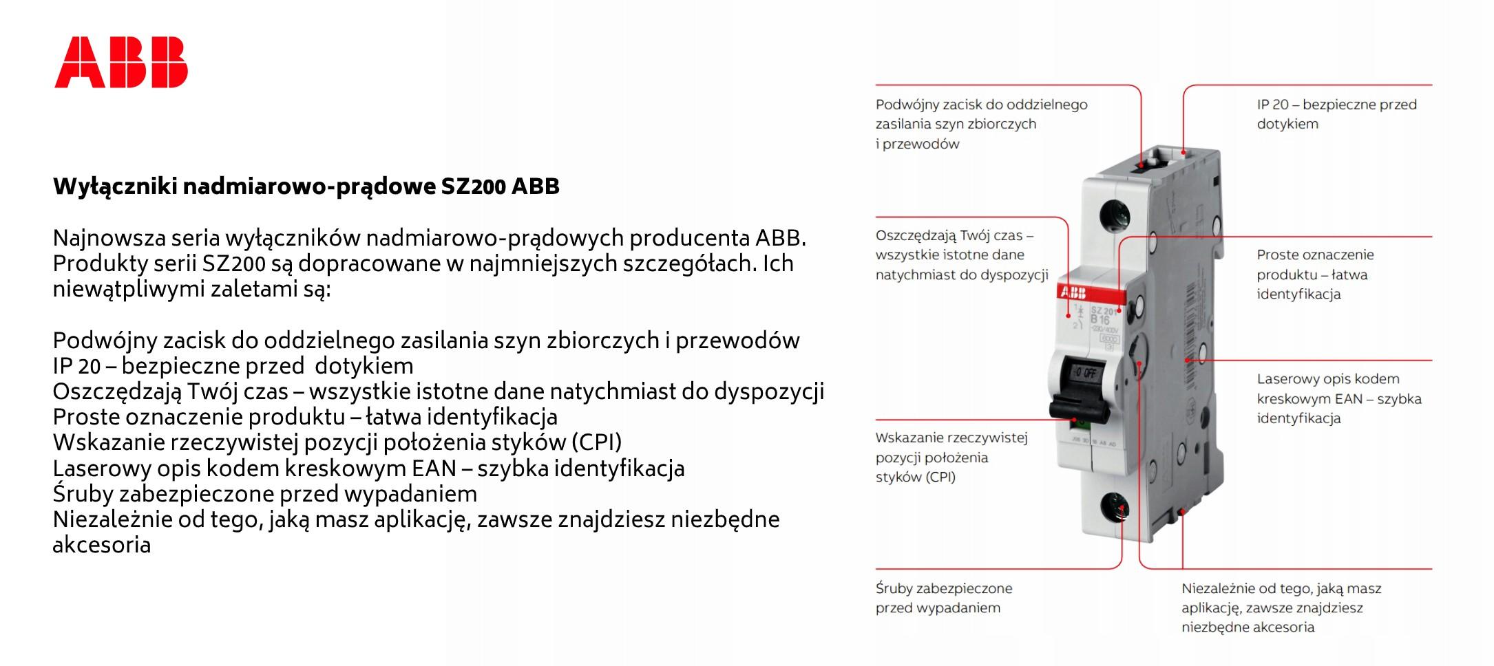 Abb SZ201 - prezentacja serii [link do bloga]